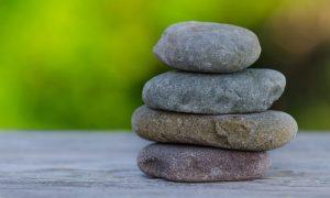 therapy stones